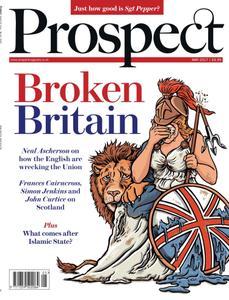 Prospect Magazine - May 2017