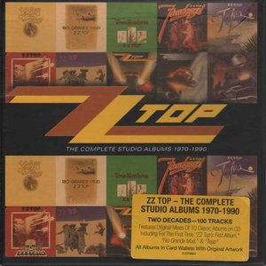 ZZ Top - The Complete Studio Albums 1970-1990 (2013)