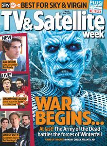 TV & Satellite Week - 27 April 2019
