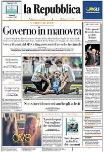 la Repubblica - 1 Ottobre 2019