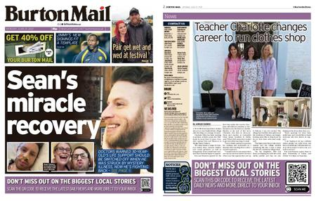 Burton Mail – June 21, 2021
