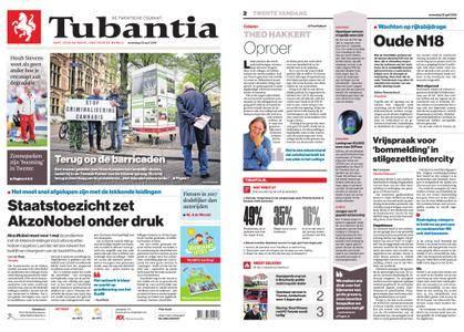 Tubantia - Enschede – 25 april 2018