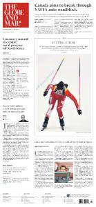The Globe and Mail - January 12, 2018