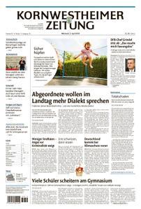 Kornwestheimer Zeitung - 03. April 2019