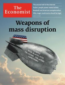 The Economist Middle East and Africa Edition – 08 June 2019