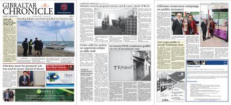 Gibraltar Chronicle – 07 January 2020