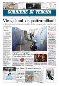 Corriere di Verona – 25 febbraio 2020