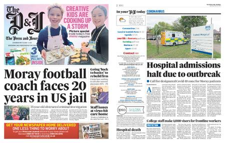 The Press and Journal Moray – May 23, 2020