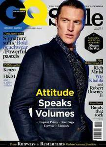 GQ Style South Africa - Spring - Summer 2016-2017