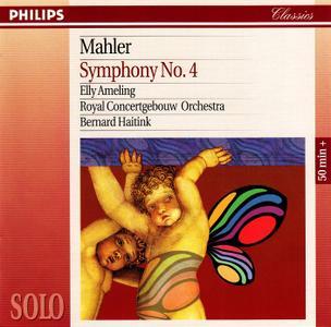 Bernard Haitink, Royal Concertgebouw Orchestra, Elly Ameling - Mahler: Symphony No. 4 (1994)