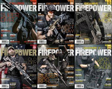 World of Firepower - 2017 Full Year Issues Collection