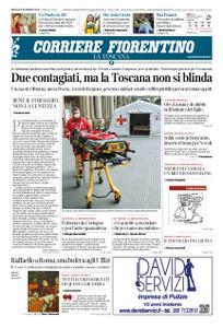 Corriere Fiorentino La Toscana – 26 febbraio 2020