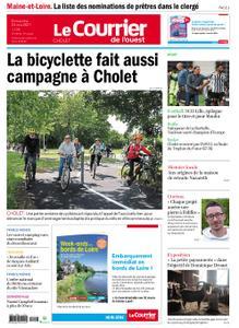Le Courrier de l'Ouest Cholet – 23 mai 2021