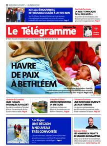 Le Télégramme Guingamp – 22 décembre 2019
