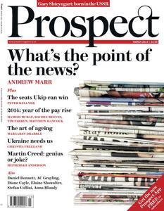 Prospect Magazine - March 2014