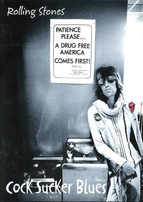 The Rolling Stones - Cocksucker Blues (1972) (DVD) **[RE-UP