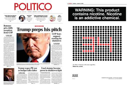 Politico – January 08, 2019
