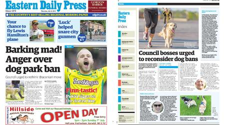 Eastern Daily Press – July 04, 2019