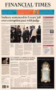 Financial Times USA - March 2, 2021