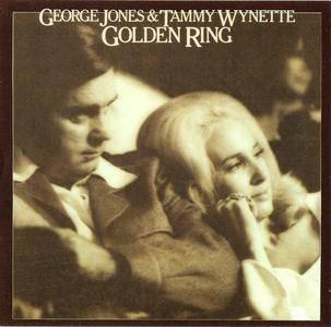 George Jones & Tammy Wynette - Golden Ring (1976) {2007 remaster}