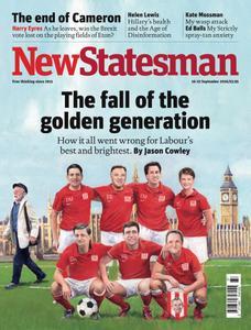 New Statesman - 16 - 22 September 2016