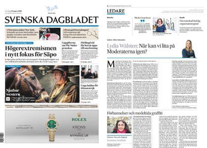 Svenska Dagbladet – 15 mars 2019
