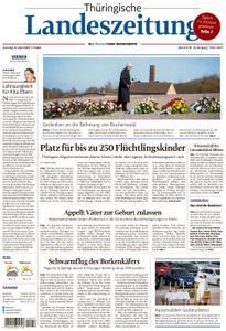 Thüringische Landeszeitung – 14. April 2020