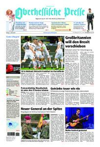 Oberhessische Presse Hinterland - 15. März 2019