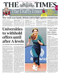 The Times - 27 February 2020