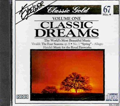 Classic Dreams - The World's Most Beautiful Music (2 CD set)
