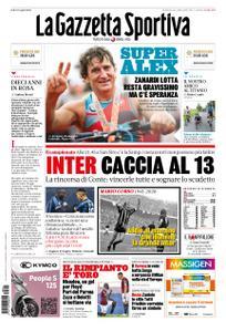 La Gazzetta dello Sport Roma – 21 giugno 2020