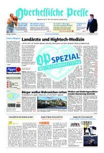 Oberhessische Presse Marburg/Ostkreis - 07. April 2018
