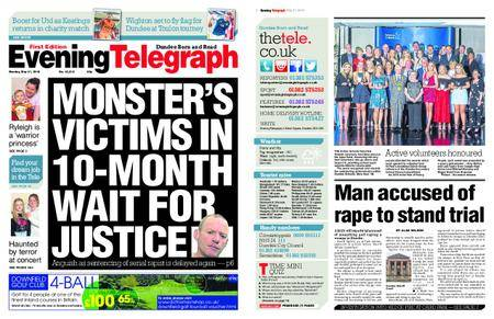 Evening Telegraph First Edition – May 21, 2018