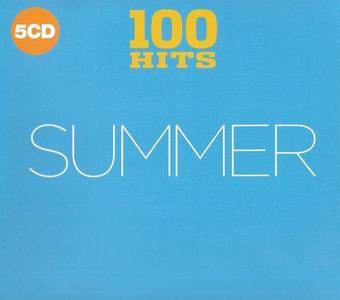 VA - 100 Hits: Summer (5CD, 2018)