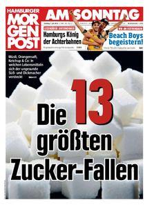 Hamburger Morgenpost – 07. Juli 2019