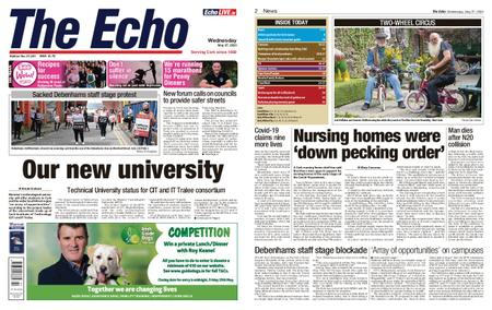 Evening Echo – May 27, 2020