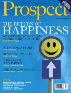 Prospect Magazine - March 2005