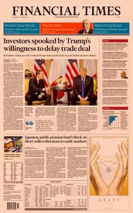 Financial Times Europe – 04 December 2019