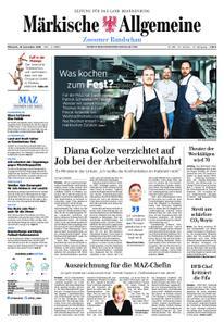 Märkische Allgemeine Zossener Rundschau - 19. Dezember 2018