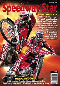 Speedway Star - January 25, 2020