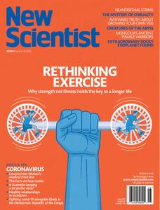 New Scientist - April 18, 2020