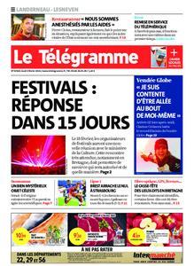 Le Télégramme Landerneau - Lesneven – 04 février 2021
