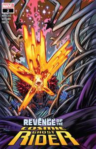 Revenge of the Cosmic Ghost Rider 002 2020 Digital Zone