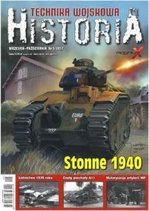 Technika Wojskowa Historia Wrzesien-Pazdziernik 2017