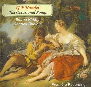 Emma Kirkby, Paul Nicholson - Handel: The Occasional Songs (2001)