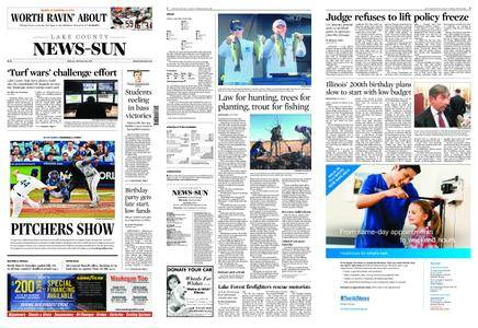 Lake County News-Sun – October 16, 2017