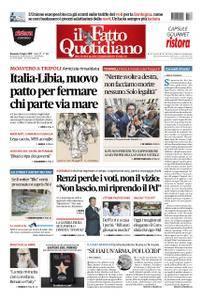 Il Fatto Quotidiano - 08 luglio 2018