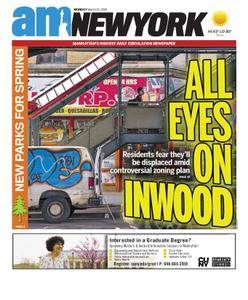 AM New York - March 19, 2018