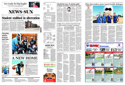 Lake County News-Sun – November 15, 2019