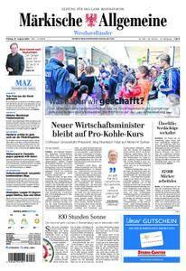 Märkische Allgemeine Westhavelländer - 31. August 2018